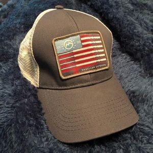 Magellan Outdoors Fishing baseball Cap hat mesh